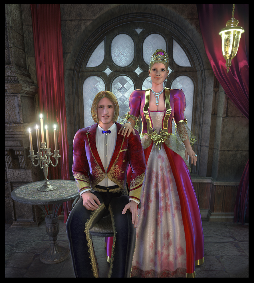 Edgar & Rosella