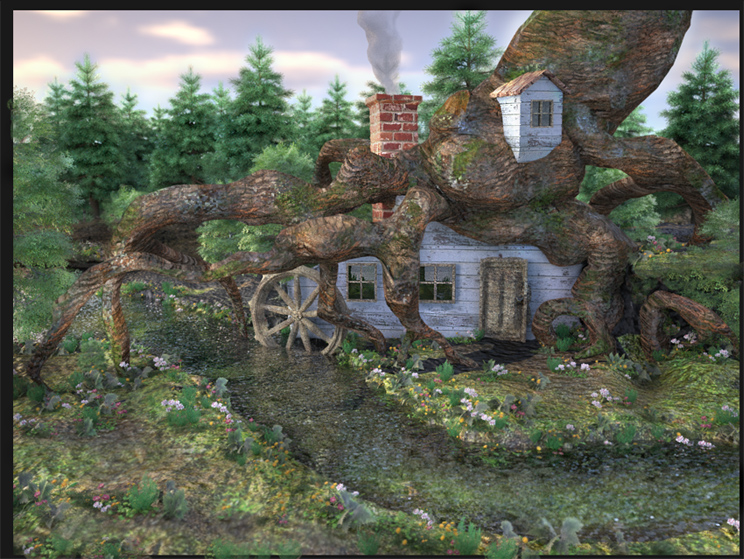King's Quest IV - Image Gallery