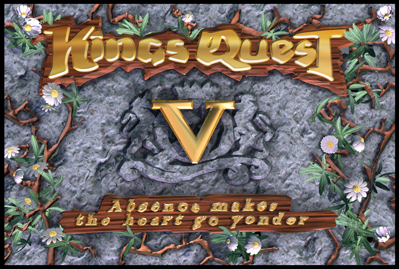 King Quest V - Image Gallery