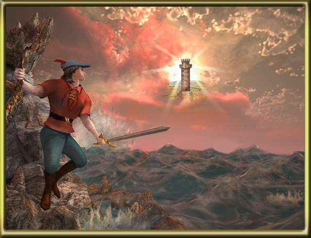 King's Quest II - Image Gallery