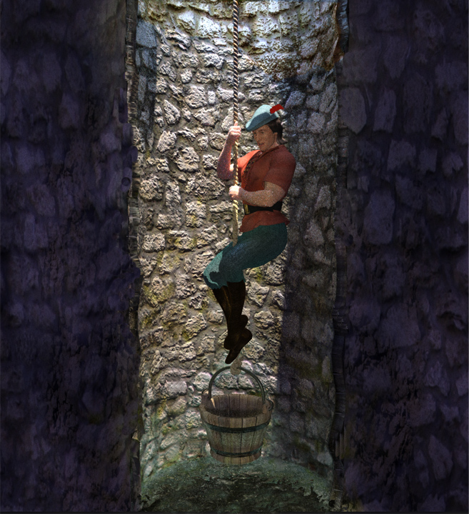 King's Quest I - Image Gallery